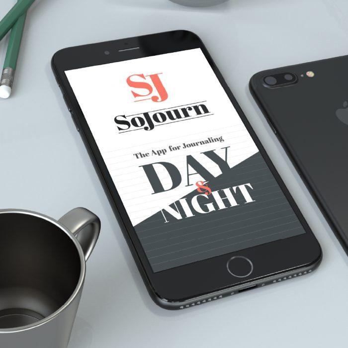 Sojourn Journaling App